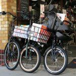 子乗せ電動自転車 〜もうすぐ入園シーズンですね〜