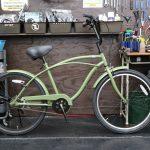"<span class=""title"">砂町をビーチクルーザーで! =one mile bike</span>"